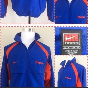 Nike UF Florida Gators men's windbreaker SMALL